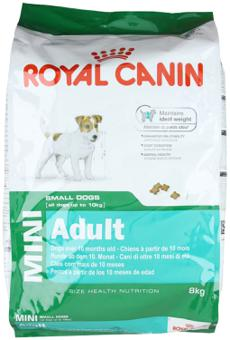 royal canin mini adulte 8 kg