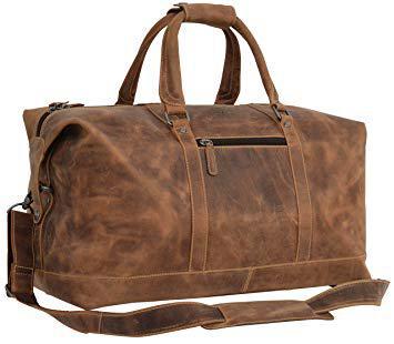 sac de voyage en cuir femme