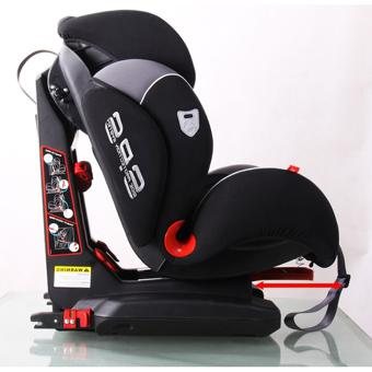 siege auto isofix inclinable
