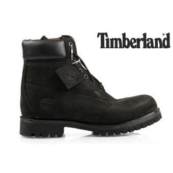 timberland noir daim
