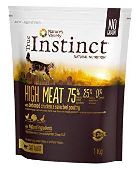 true instinct high meat chat