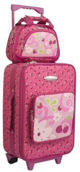 valise cerise
