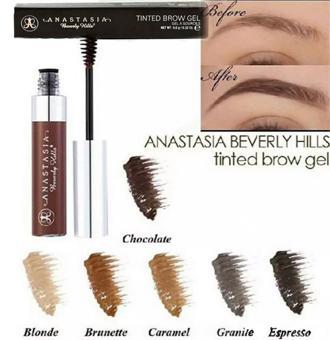 anastasia brow tint
