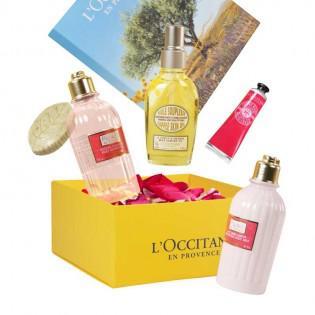 coffret occitane