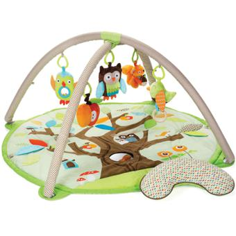 tapis d éveil treetop friends