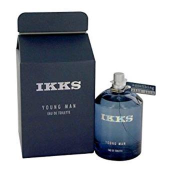 parfum ikks young man