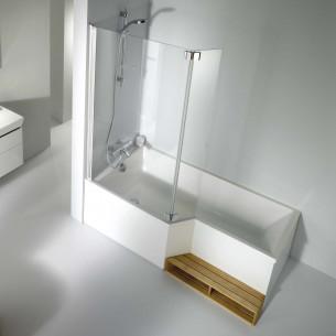baignoire douche