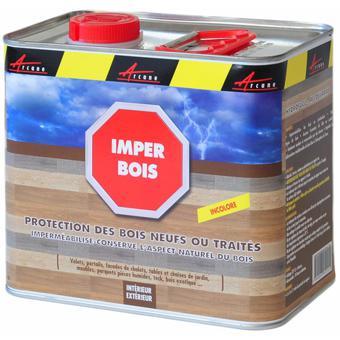 imperméabilisant bois