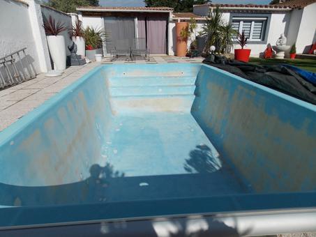 peinture piscine polyester