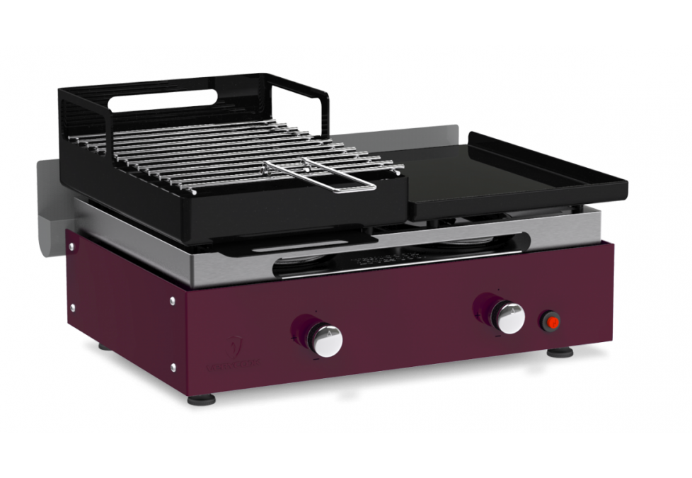 plancha ou barbecue